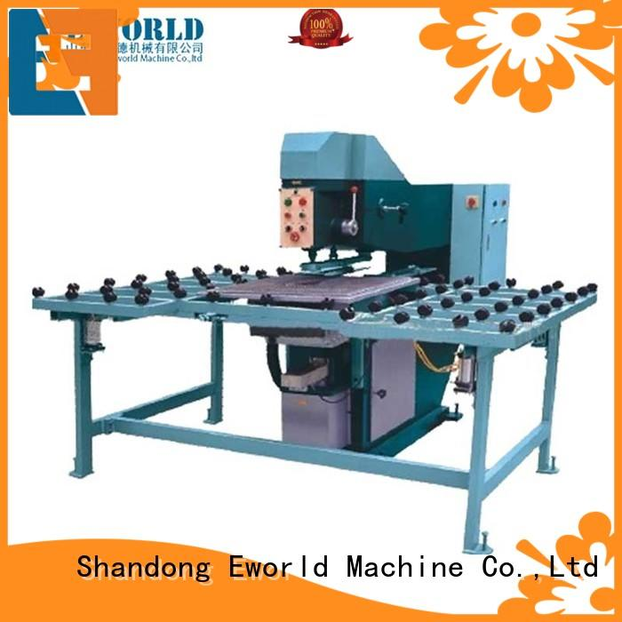 Eworld Machine customized glass drilling machine supplier for distributor