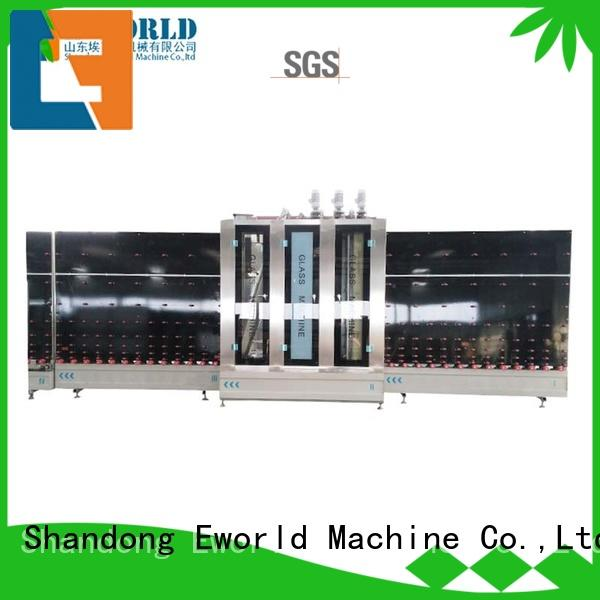 Eworld Machine standardized vertical insulating glass machine wholesaler for commercial industry