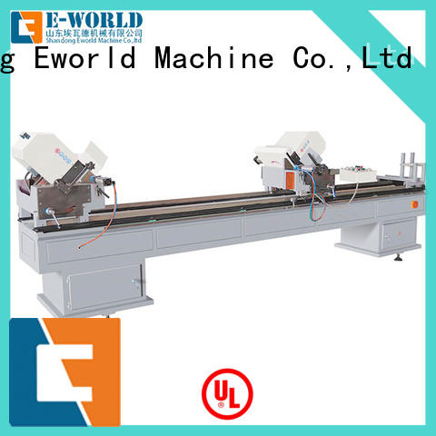 latest upvc cutting machine cutting factory for manufacturing