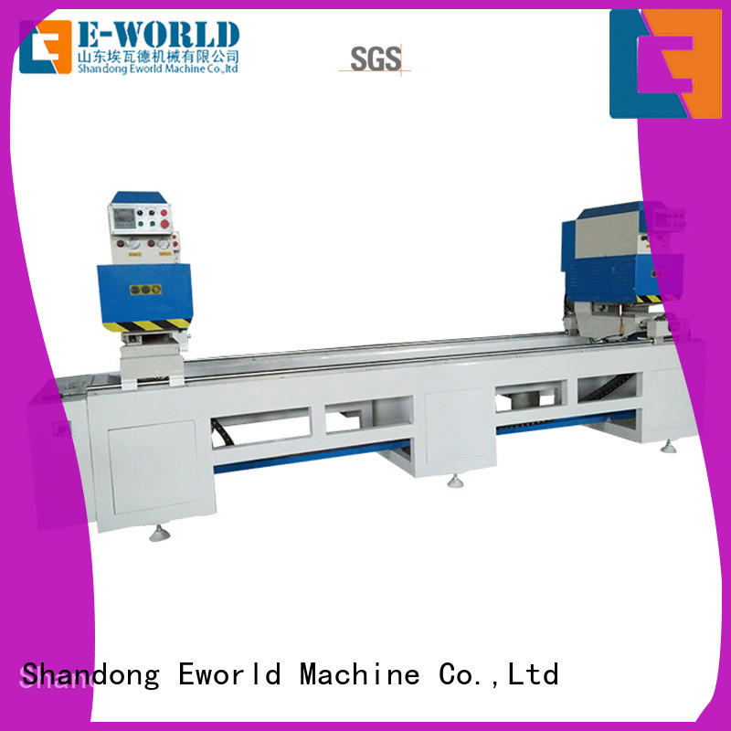 quality upvc machinery price order now for industrial production Eworld Machine