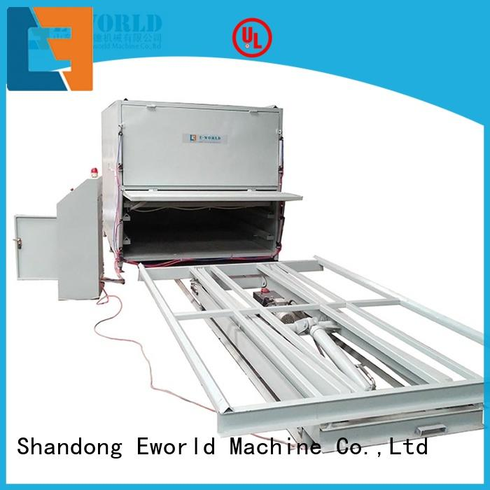 Eworld Machine low cost eva lamination machine manufacturer great deal for industrial production
