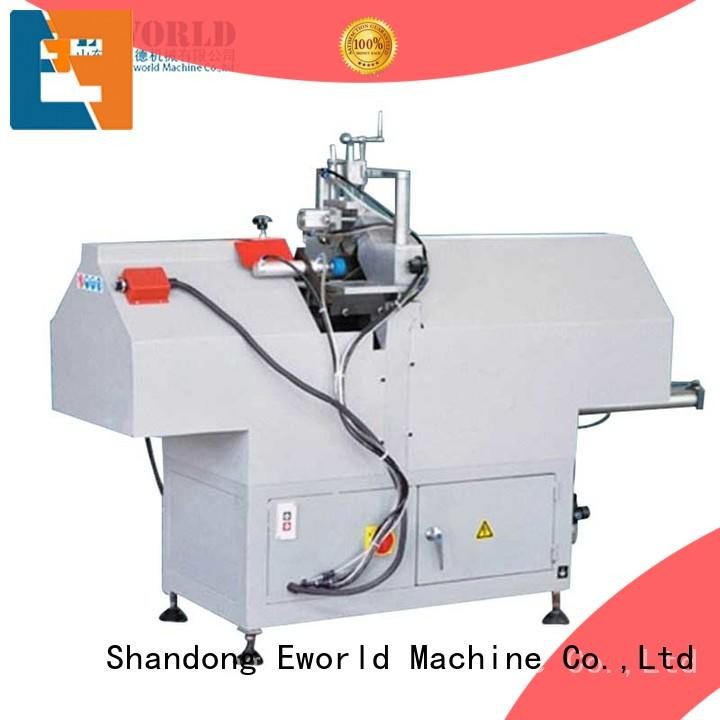 Eworld Machine new pvc manufacturing machine factory for industrial production