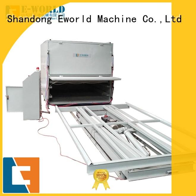 Eworld Machine automatic vacuum heating and laminating machine great deal for manufacturing