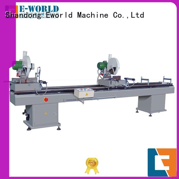 Eworld Machine new upvc welding machine price order now for importer