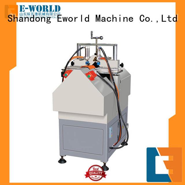 Eworld Machine new upvc windows doors equipment quality for importer