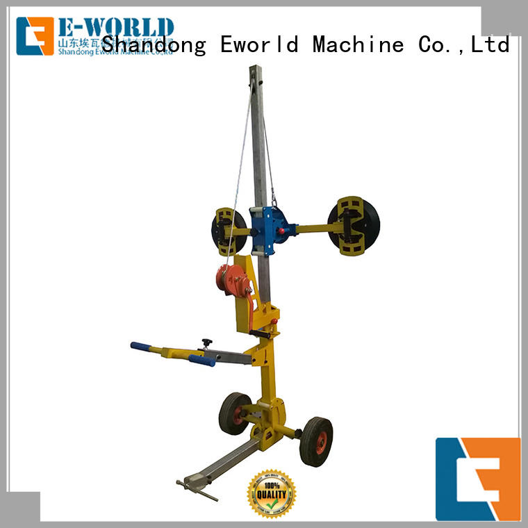 Eworld Machine unique design suction cup lifting device factory for industry