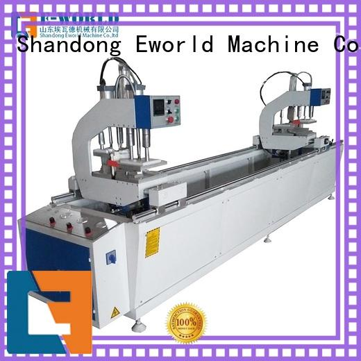 new UPVC window door machine saw order now for manufacturing