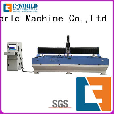 Eworld Machine stable performance cnc glass drilling milling machine exquisite craftsmanship for industry