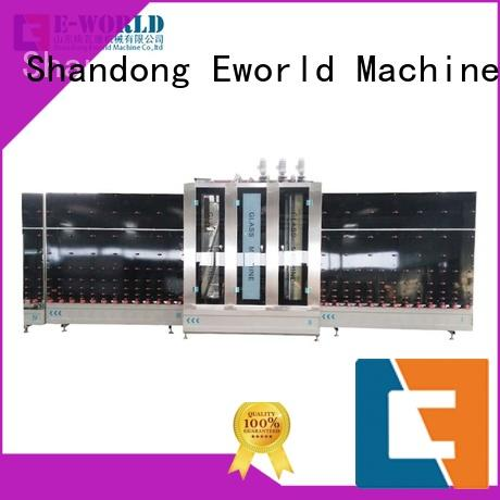 Eworld Machine fine workmanship insulating glass machine provider for commercial industry