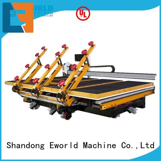 Eworld Machine industrial glass cutting machine for sale exquisite craftsmanship for sale
