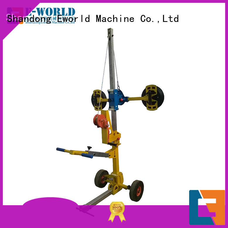 Eworld Machine original double cup suction lifter for industry