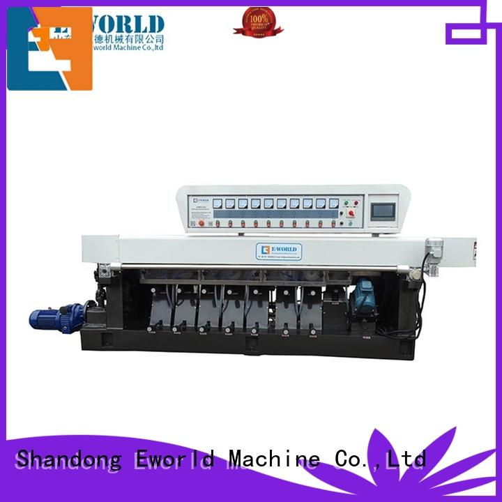 technological flat glass edging polishing machine small manufacturer for industrial production