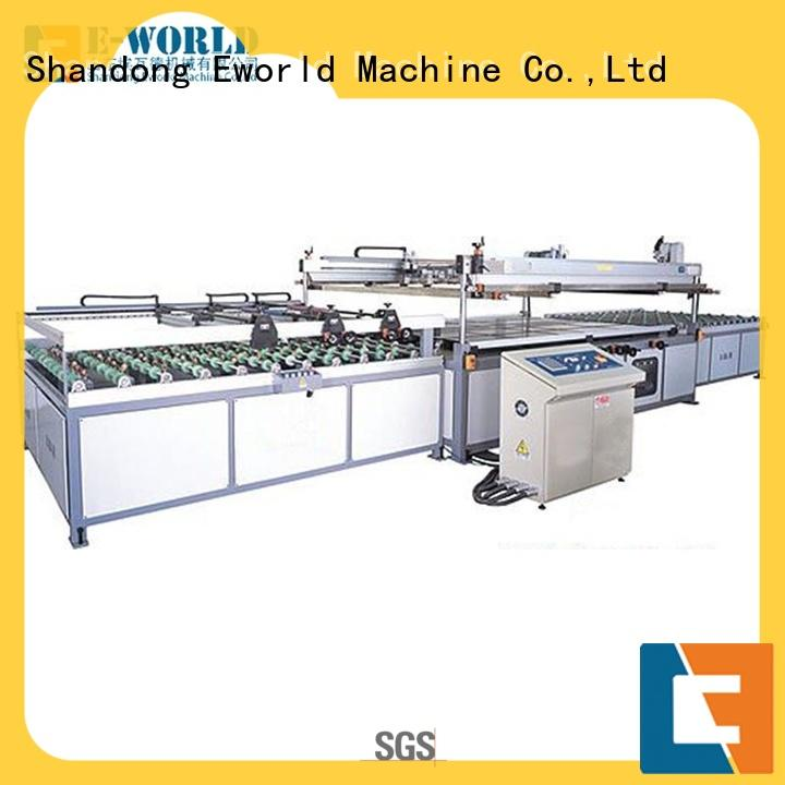 Eworld Machine machine fully automatic screen printing machine exporter for industry
