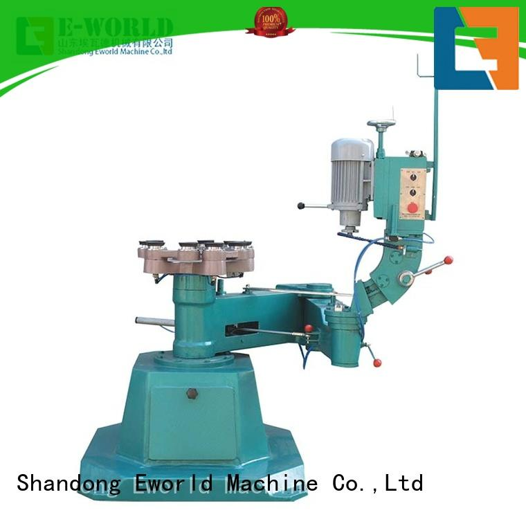 trade assurance irregular glass shape grinding machine glass supplier for industrial production