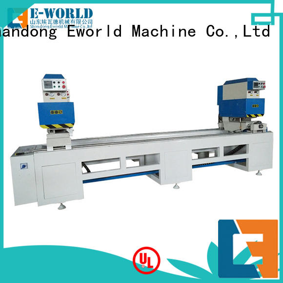 latest upvc window machine pvc supplier for importer