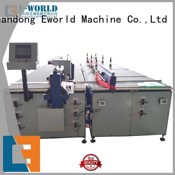 Eworld Machine cnc glass loading cutting machine foreign trader for industry