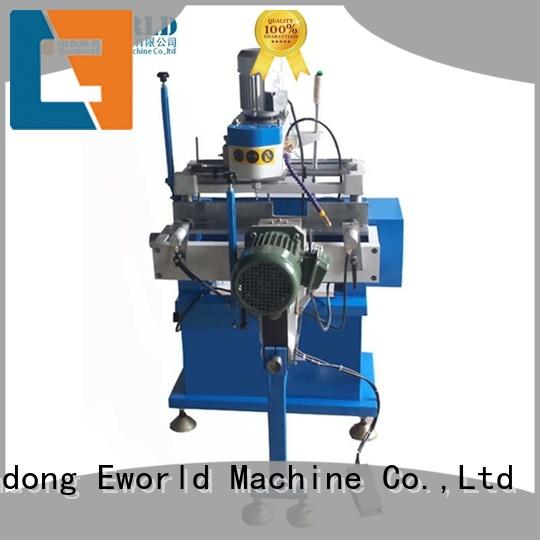 Eworld Machine new upvc window manufacturing equipment professional for industrial production