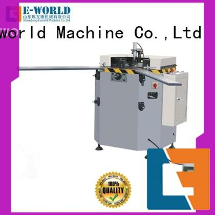 fine workmanship aluminum window fabrication machine OEM/ODM services for manufacturing Eworld Machine