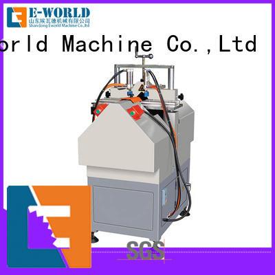 Eworld Machine new pvc door window machine supplier for manufacturing