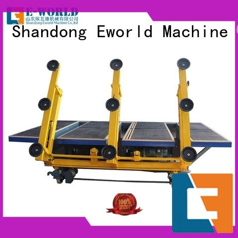 Eworld Machine size glass cutting machine price dedicated service for sale