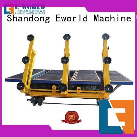 Eworld Machine size glass cutting machine price dedicated service for sale