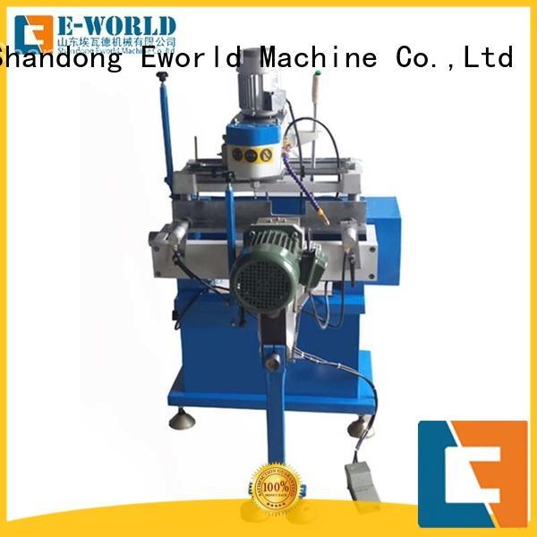 Eworld Machine new pvc window machinery factory for importer