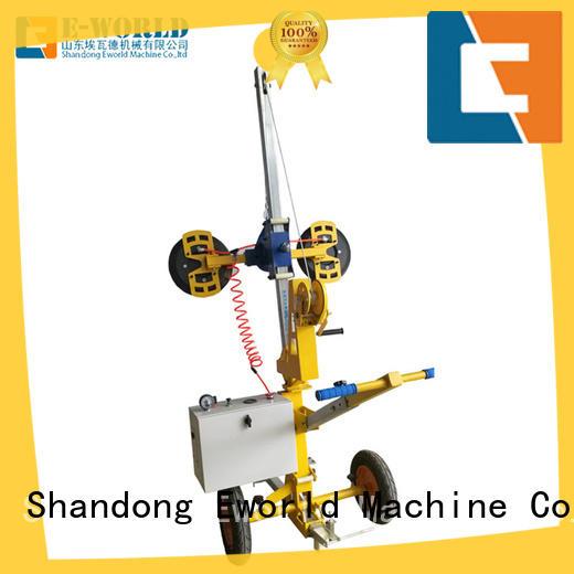 Eworld Machine original glass lifting machine for industry