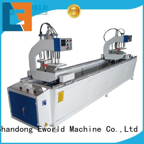 latest pvc window machine window supplier for industrial production