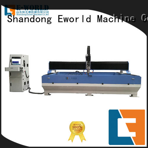 Eworld Machine good safety cnc glass engraving machine dedicated service for machine