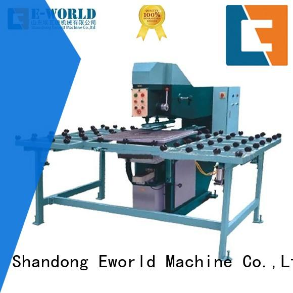 standardized vertical glass drill machinery machine supplier for industry
