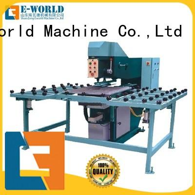 standardized portable glass drilling machine automatic maker for distributor