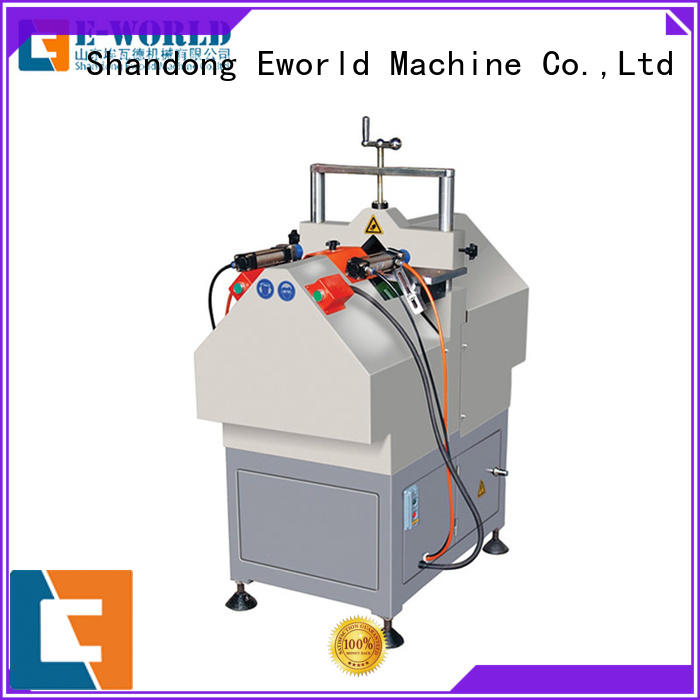 Eworld Machine pvc pvc window&door making machine order now for industrial production