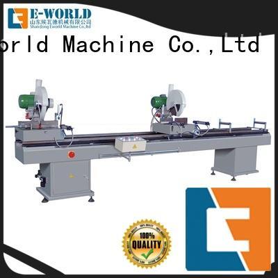 Eworld Machine customized pvc door manufacturing machine simple for importer