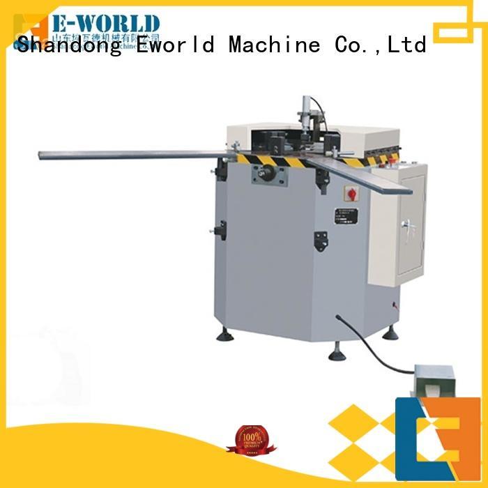 fine workmanship aluminium window crimping machine end OEM/ODM services for industrial production