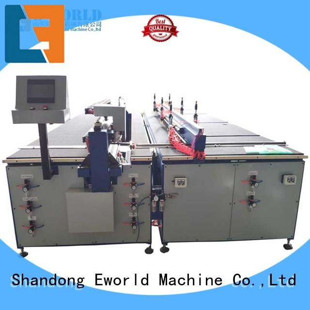 Eworld Machine cnc glass cutting table for sale foreign trader for machine