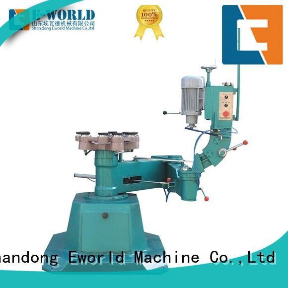 technological belt edge glass edging machine OEM/ODM services for manufacturing Eworld Machine