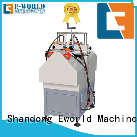 Eworld Machine customized upvc window manufacturing machines supplier for industrial production
