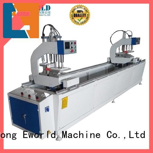 customized pvc door window machine machine supplier for importer