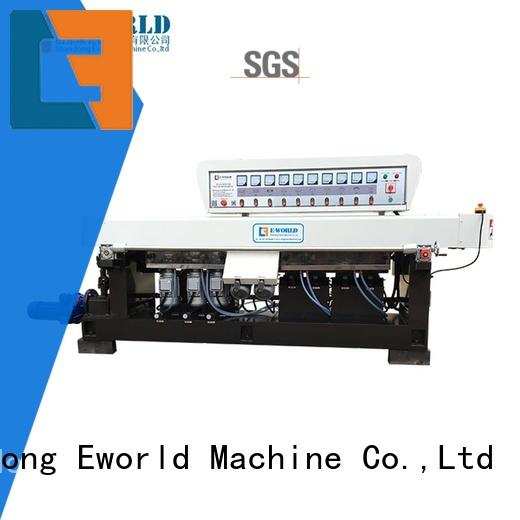 trade assurance glass edge processing machine line manufacturer for industrial production