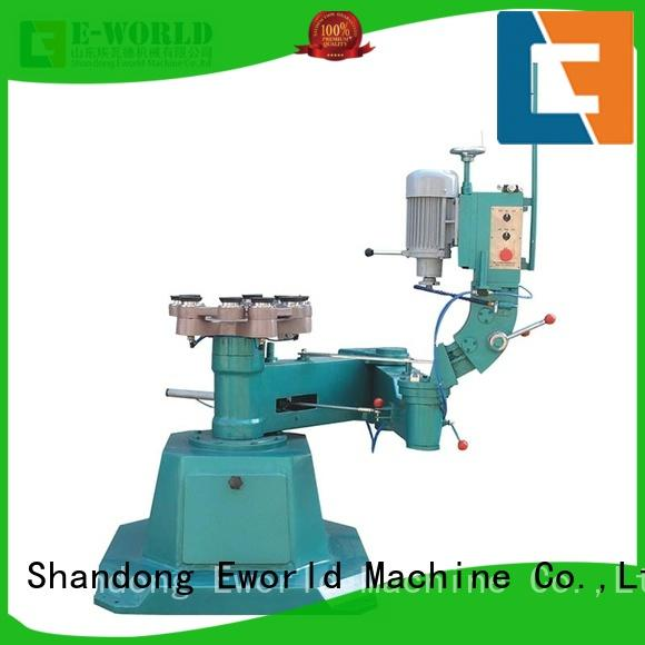 technological glass beveling polishing machine side supplier for manufacturing