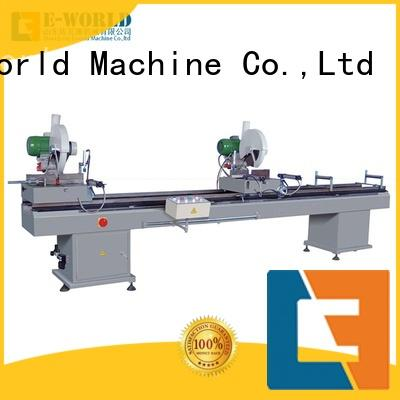 customized upvc machinery price window factory for industrial production