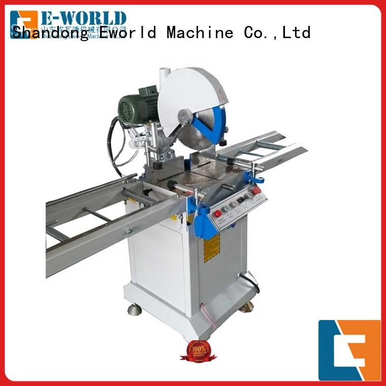 Eworld Machine window upvc windows doors equipment supplier for manufacturing