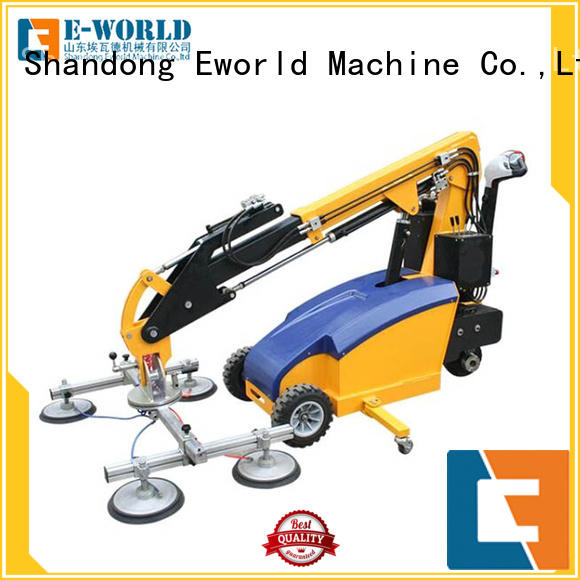 Eworld Machine original glass loading unloading lifter supplier for sale