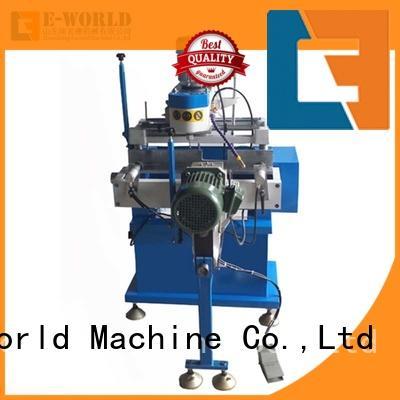 Eworld Machine latest upvc machine supplier for industrial production