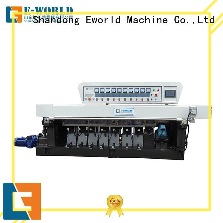 trade assurance irregular glass shape grinding machine portable supplier for industrial production