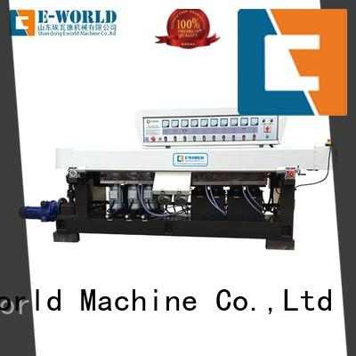 Eworld Machine edge glass edge chamfer machine OEM/ODM services for global market