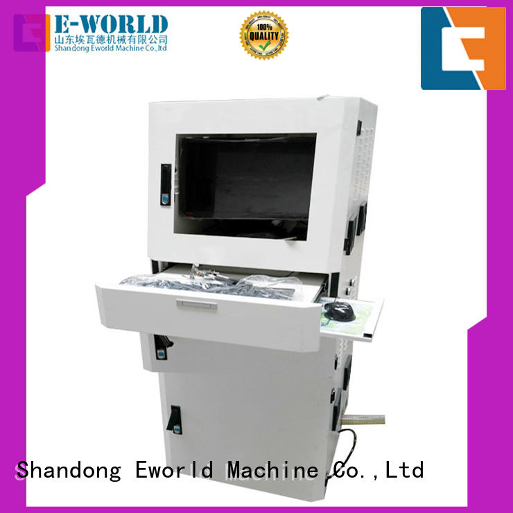 Eworld Machine float glass cutting tilting table dedicated service for machine