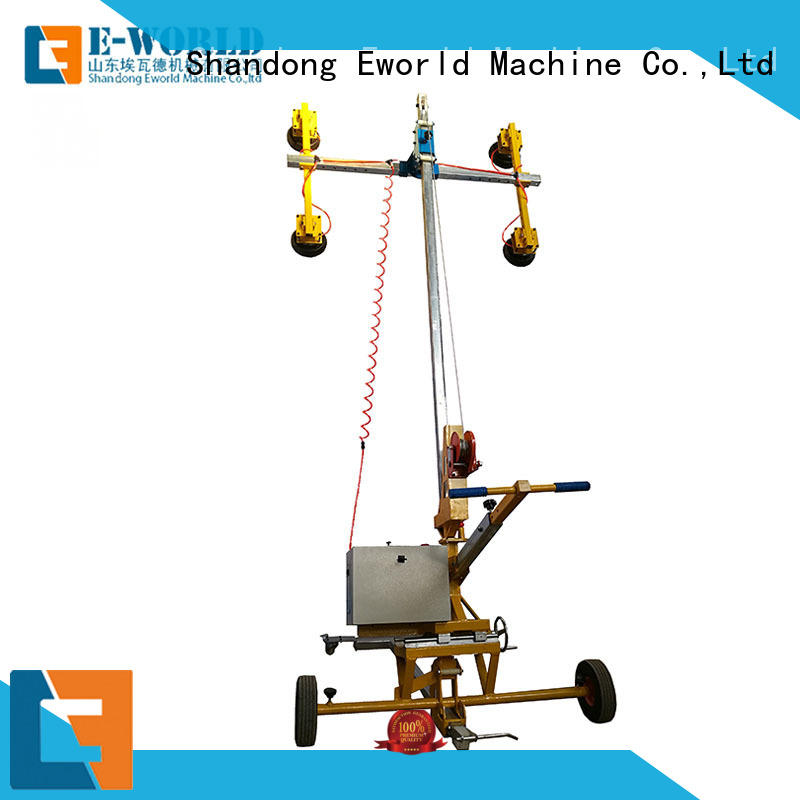 Eworld Machine suction glass handling equipment terrific value for sale