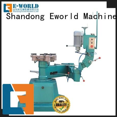 Eworld Machine fine workmanship glass edging machine for sale supplier for global market