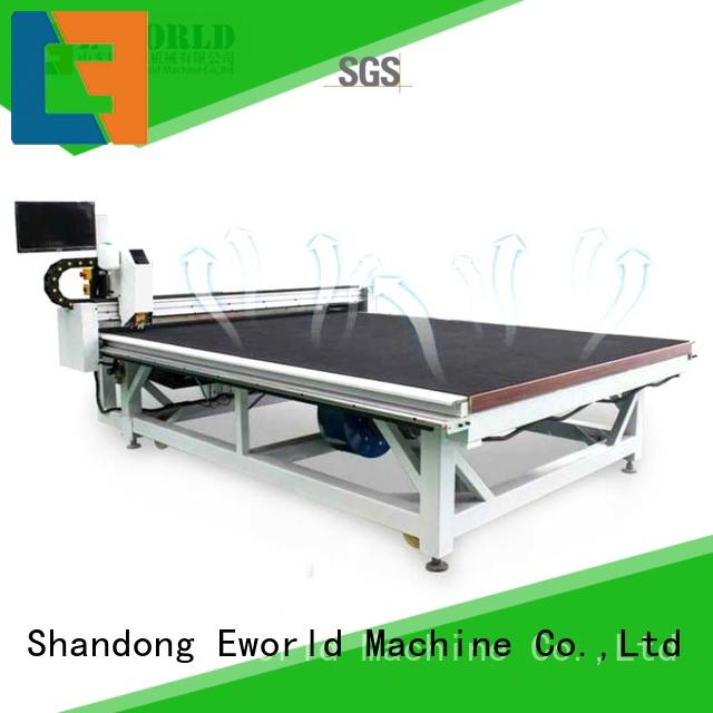 good safety automatic glass cutting machine nc foreign trader for industry